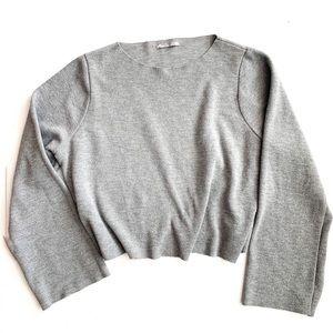 Zara Trafaluc Crop Sweater
